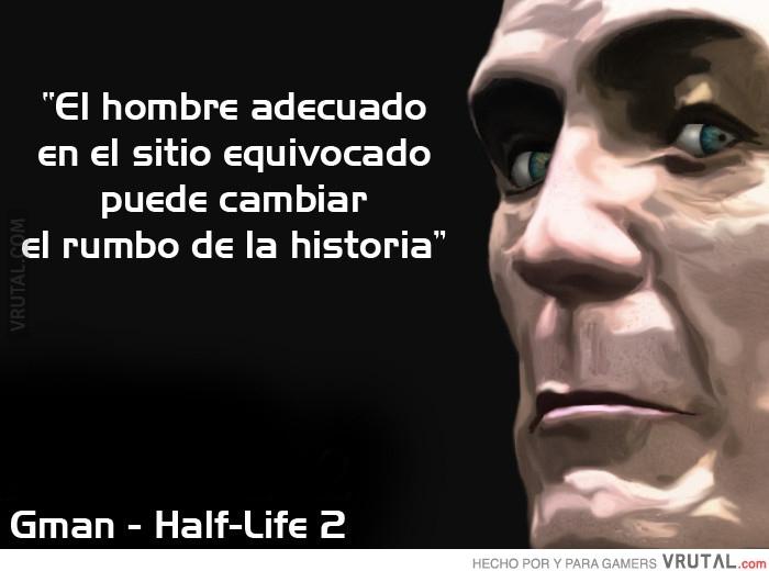 Vrutal Una De Las Mejores Frases De Half Life 2