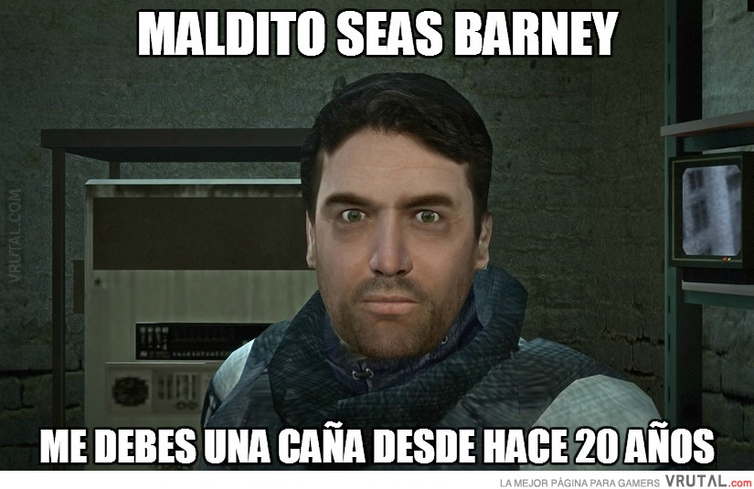 Half Life 2 Meme Subido Por Elmangos Memedroid