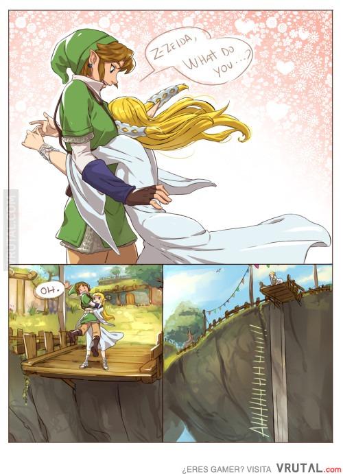 Vrutal Zelda Es Un Amor