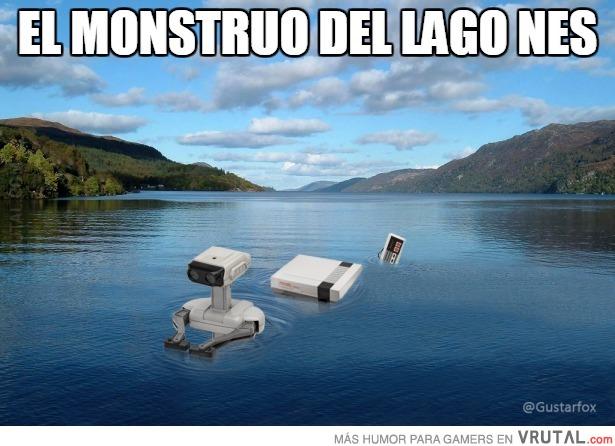 El monstruo del lago ness descubierto por google earth pictures to pin