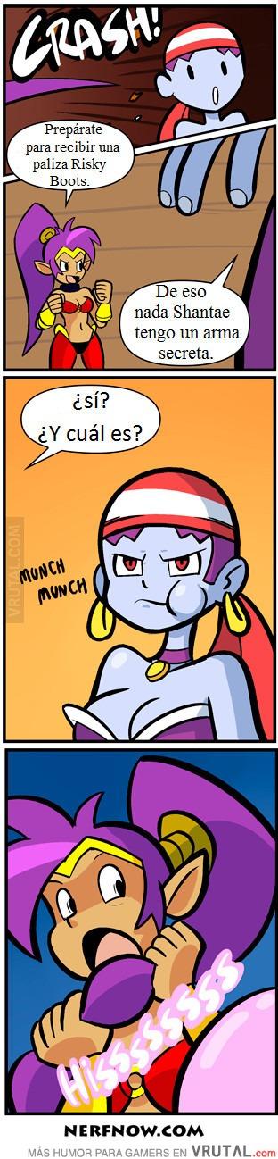 Shantae porno