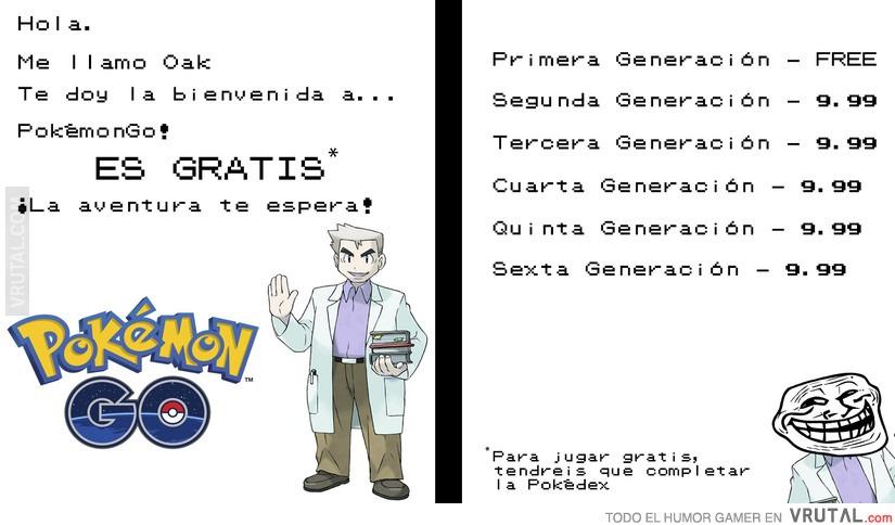VRUTAL / El futuro más probable de Pokémon GO