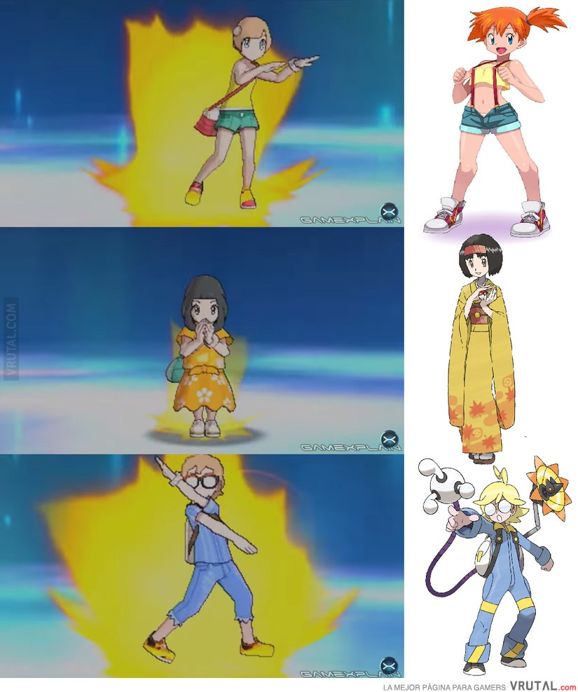 10/10 adore pokemon sol y luna hentai girls