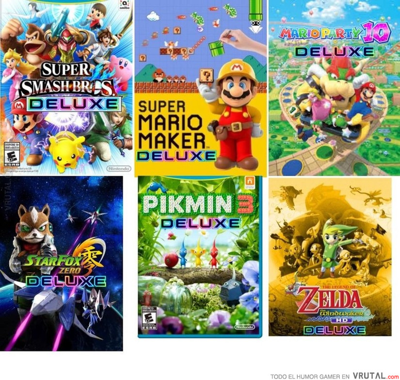 Vrutal Los Juegos Que Llegaran A Switch En Los Proximos Meses