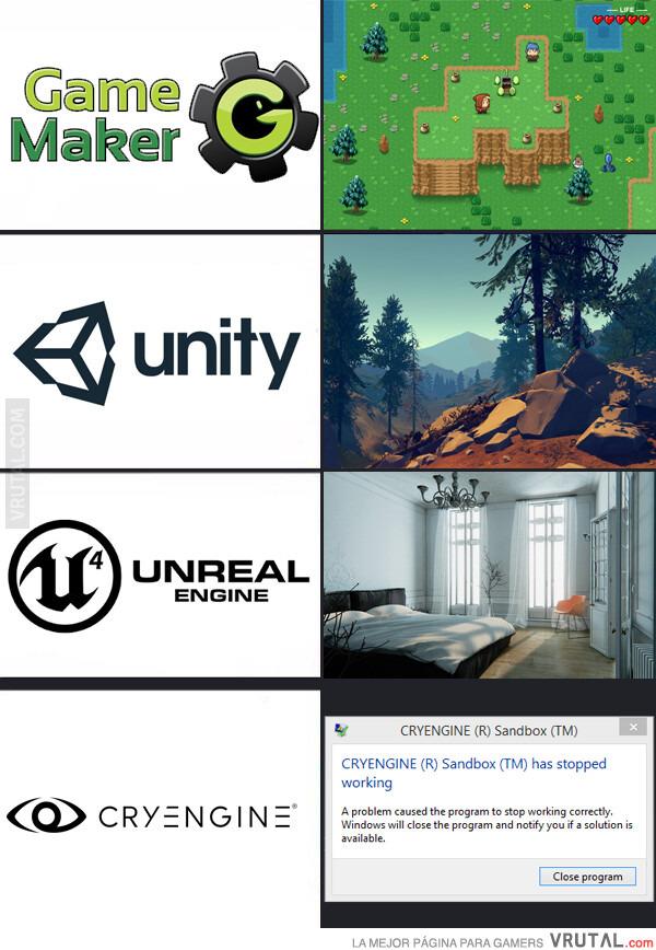 VRUTAL / Al parecer en Crytek tiene una crysis con CryEngine