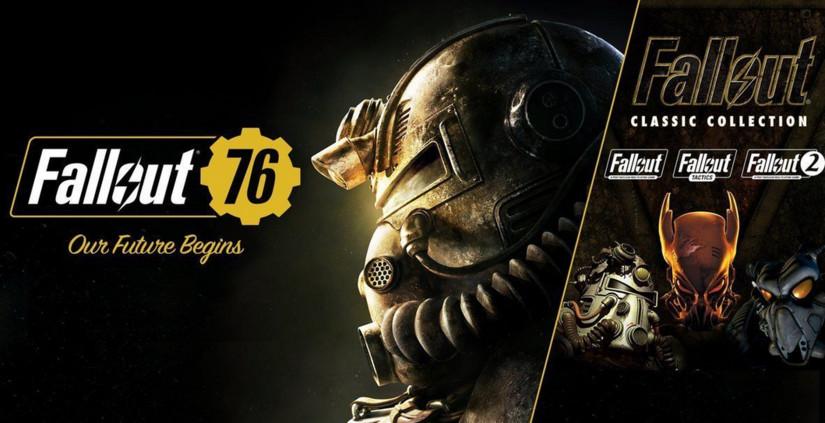 Bethesda regalará Fallout Classic Collection a los jugadores de Fallout 76