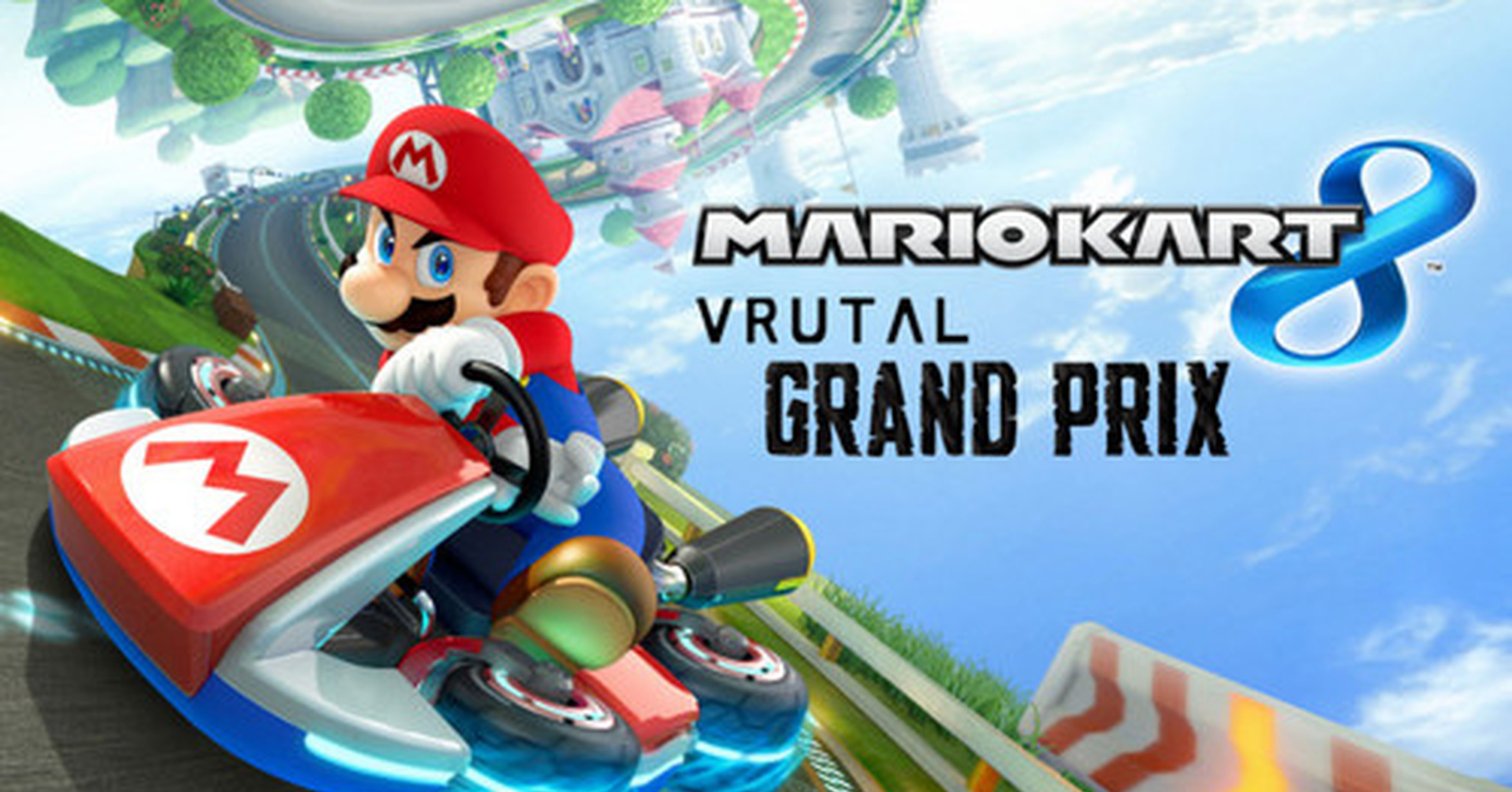 vrutal torneo vrutal grand prix en mario kart 8. Black Bedroom Furniture Sets. Home Design Ideas