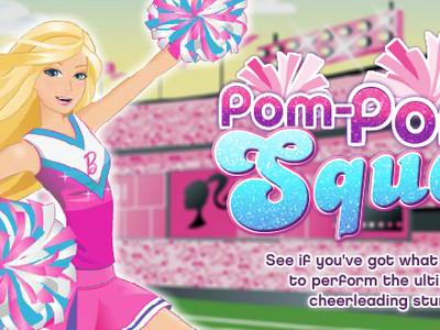 Barbie Pom Pom Squad