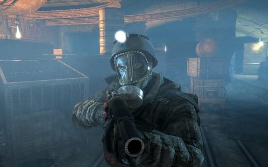 Metro 2033 gratis en Steam por tiempo limitado