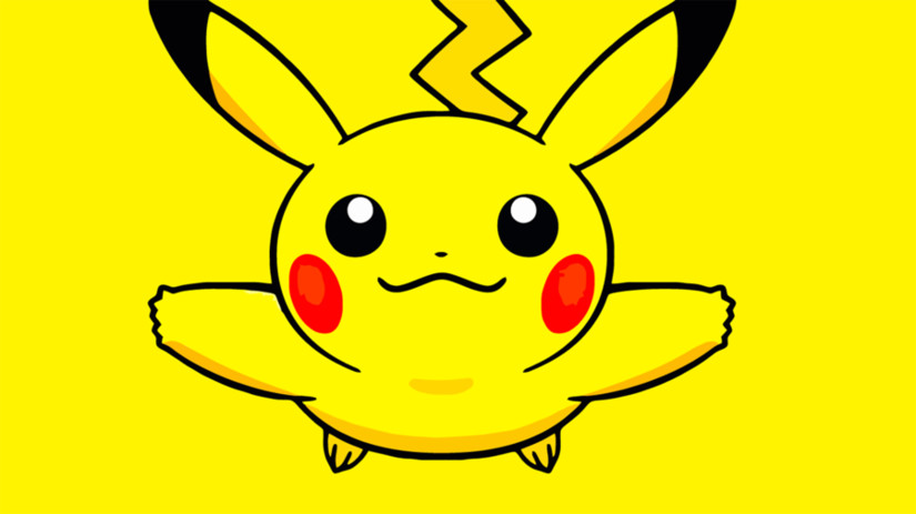 pikachu face iphone wallpaper