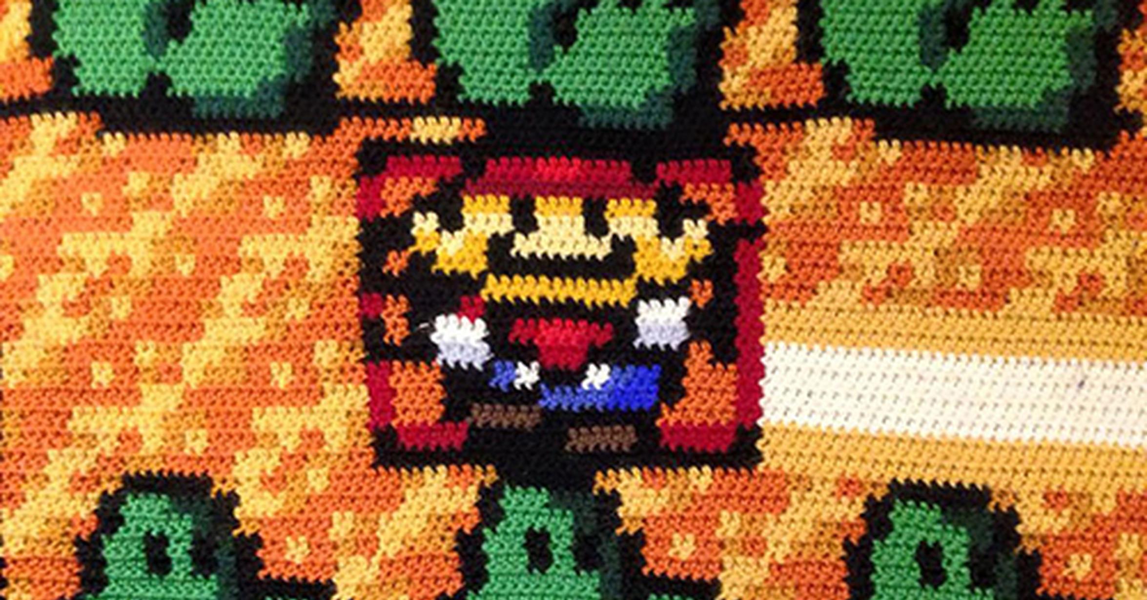 Vrutal la mejor alfombra de super mario ha tardado 6 - Las mejores alfombras ...