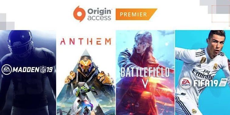 EA presenta Origin Access Premier: disponible en verano