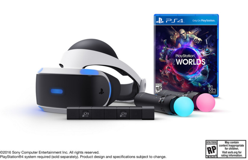 Vrutal Sony Anuncia El Pack De Playstation Vr Con Dos Move