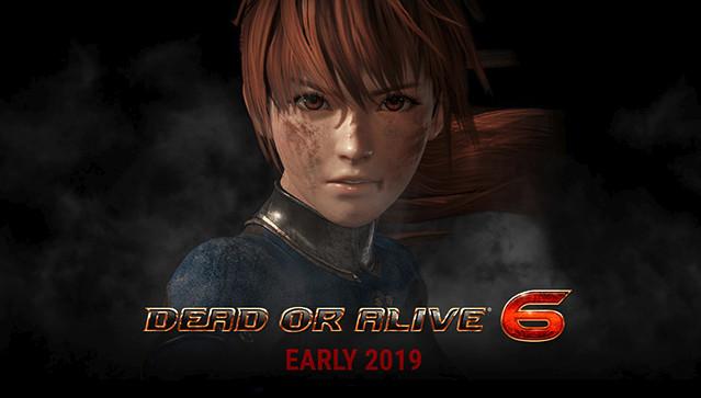 Dead or Alive 6 anunciado para PS4, Xbox One y PC