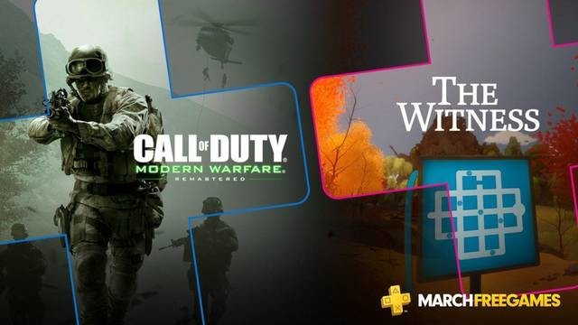 ´Call of Duty: Modern Warfare Remastered´, entre los PlayStation Plus de marzo