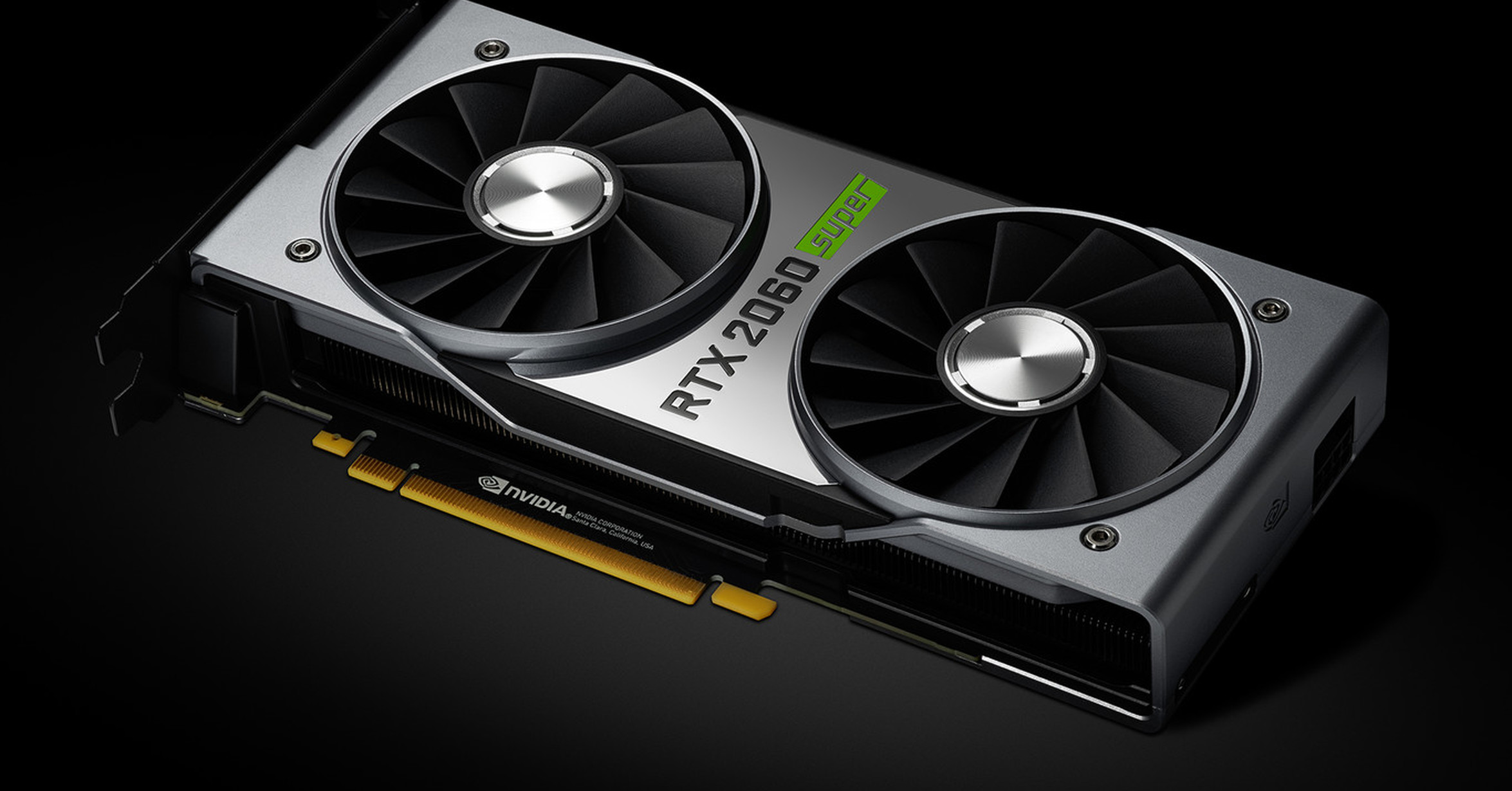 VRUTAL / NVIDIA launches GeForce RTX SUPER graphics cards