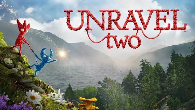 ¡Mejor con cooperativo! EA anuncia y estrena Unravel 2