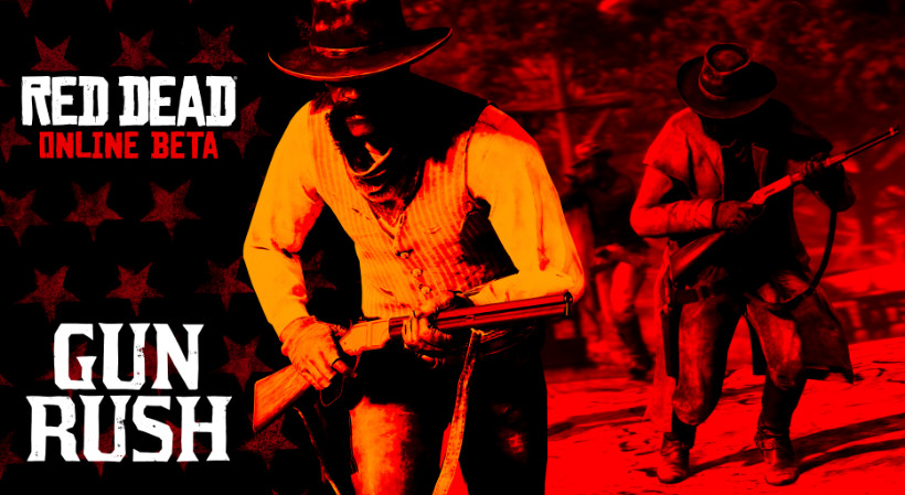 Red Dead Online estrena hoy Gun Rush, su modo battle royale