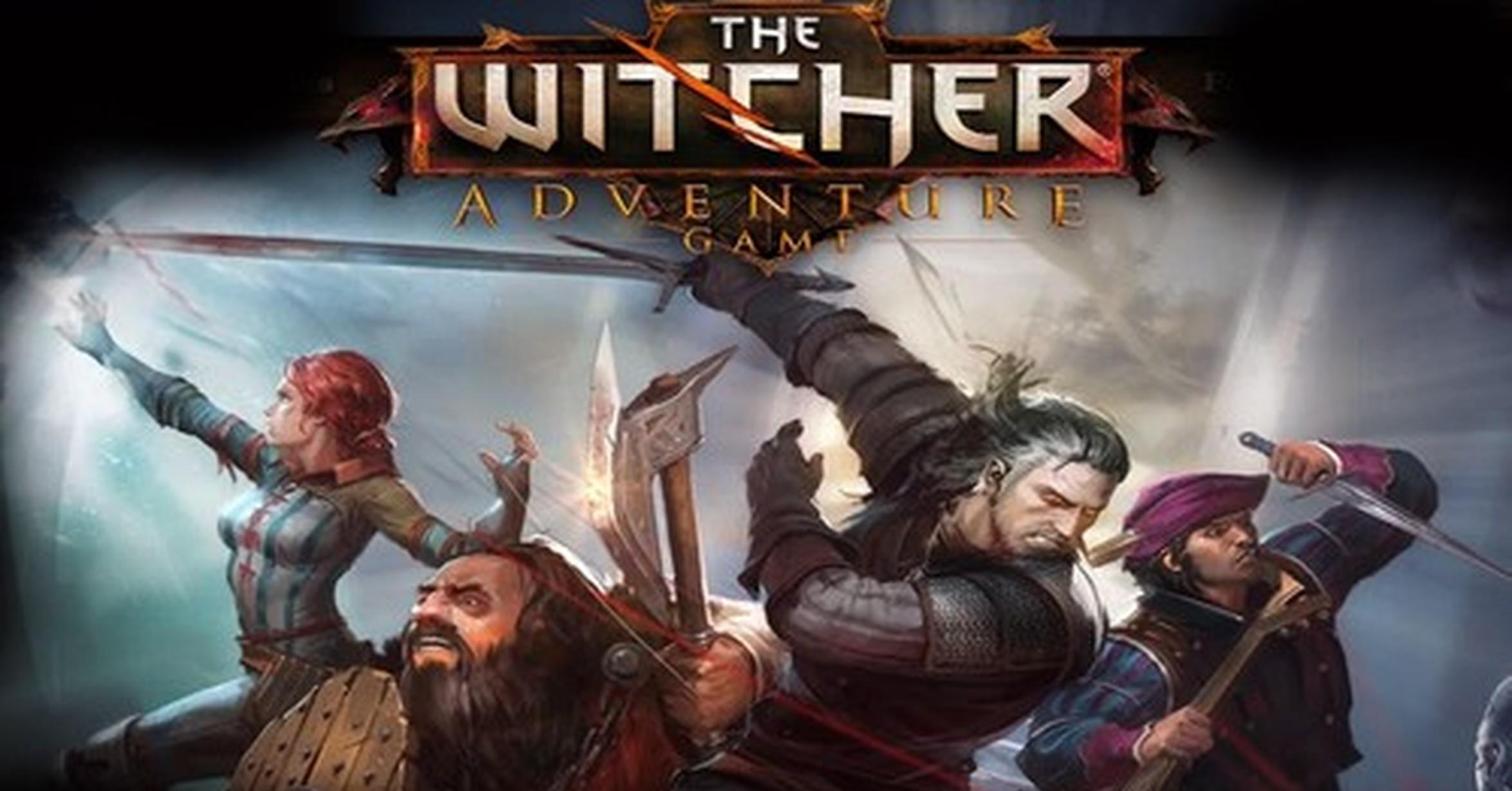 Vrutal tr iler de lanzamiento de the witcher adventure game for The witcher juego de mesa