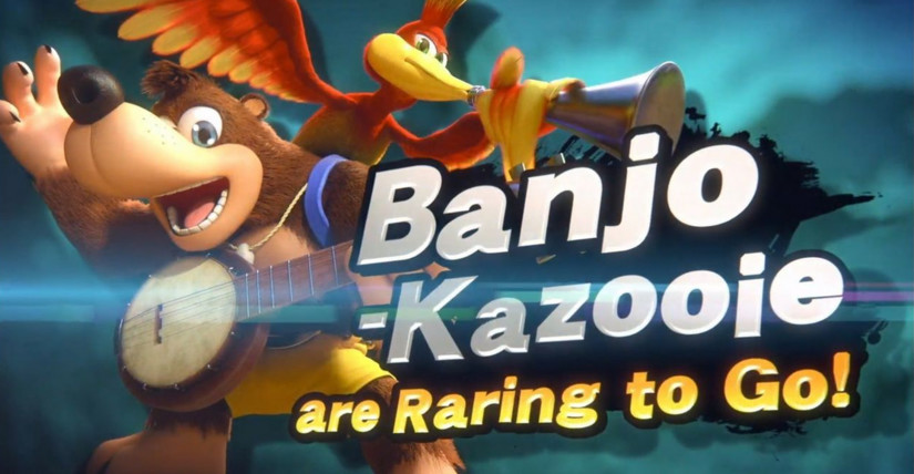 Banjo & Kazooie llegan a Super Smash Bros. Ultimate