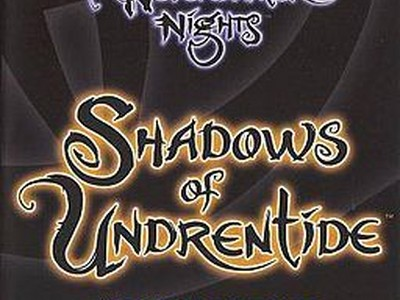 Shadows of undrentide cd