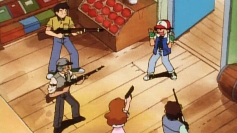 Vrutal Dos Jugadores De Pokemon Go Se Ven Envueltos En Un Tiroteo