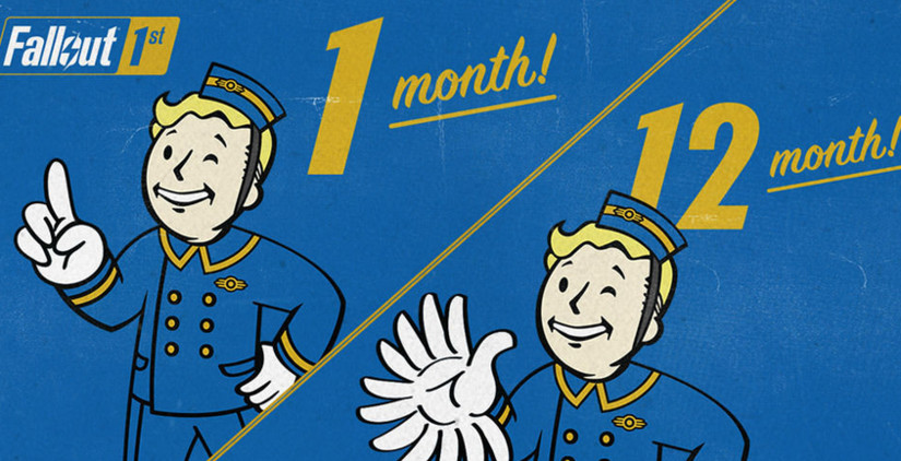 Bethesda lanza una suscripción 'premium' para 'Fallout 76'