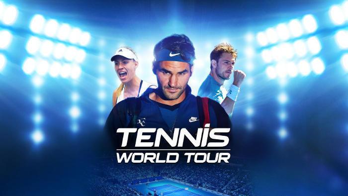 Tennis World Tour estaba terminado al 20% cuando salió PS4 XBO — Vergonzoso