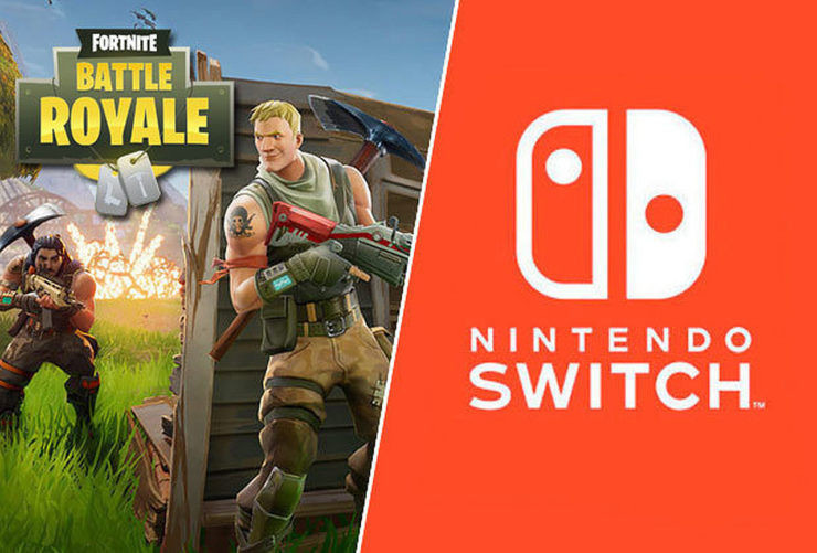 Vrutal Rumor Fortnite Battle Royale Llegara A Switch Con