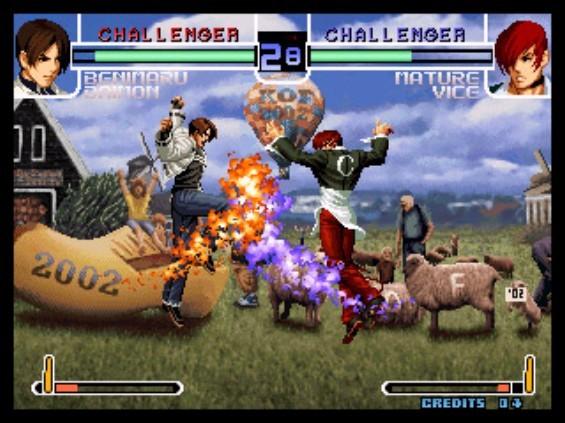 Vrutal Descarga Gratis The King Of Fighters 2002 Para Pc