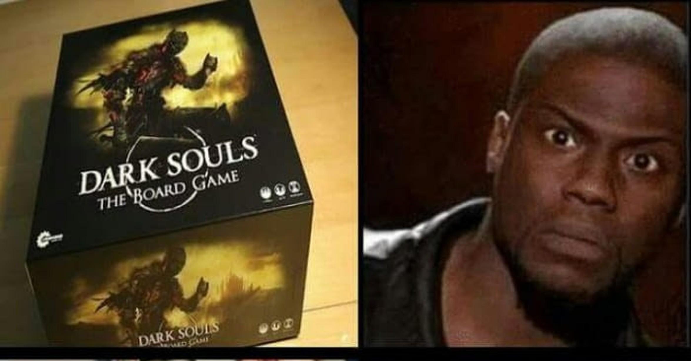 Vrutal el juego de mesa de dark souls es lo m s troll for Dark souls juego de mesa