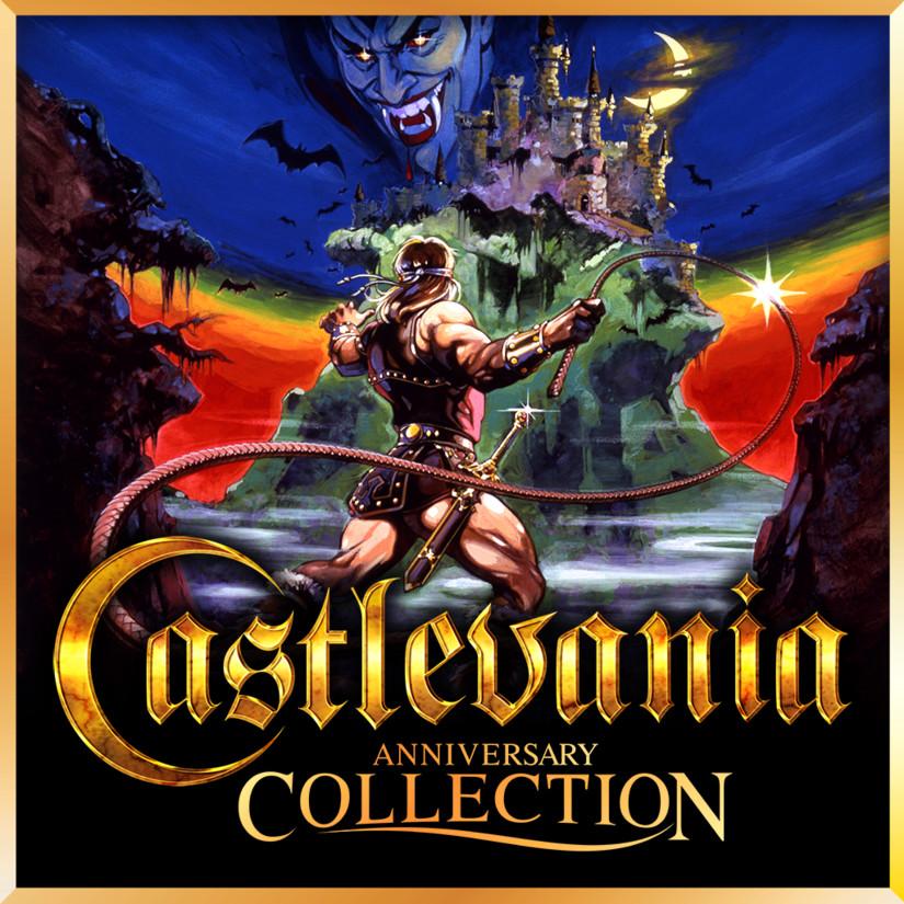 Konami anuncia tres colecciones basadas en Castlevania, Contra y sus primeros arcade