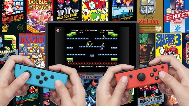 Su nuevo servicio online ya está disponible — Nintendo Switch