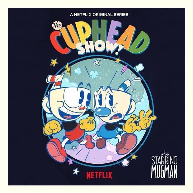 Netflix anuncia la serie de animación basada en Cuphead