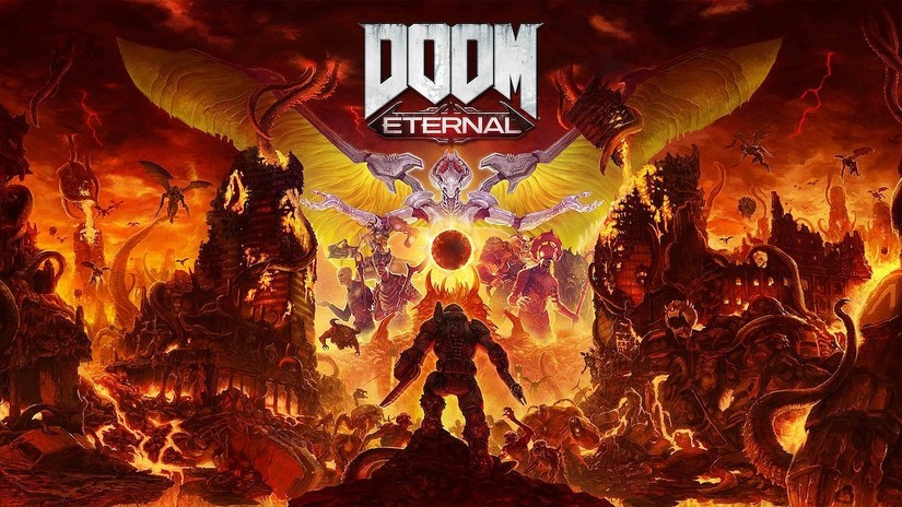 DOOM Eternal retrasa su estreno hasta marzo de 2020