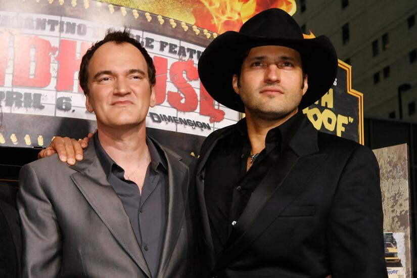 VRUTAL / Robert Rodríguez y Tarantino: 'Nos pasamos de listos creyendo que  Grindhouse iba a triunfar'