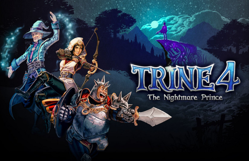 Modus Games anuncia Trine 4: The Nightmare Prince para consolas y PC