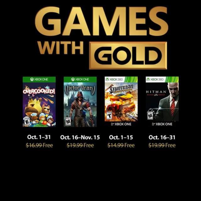 Vrutal Estos Son Los Juegos Gratis De Games With Gold Para Octubre