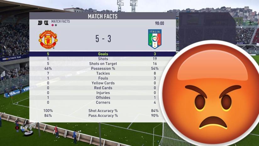 EA Sports niega de nuevo que exista el famoso hándicap en FIFA