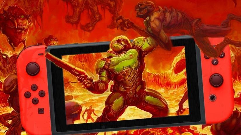Vrutal Samus Aran Será Jugable En Doom Para Switch