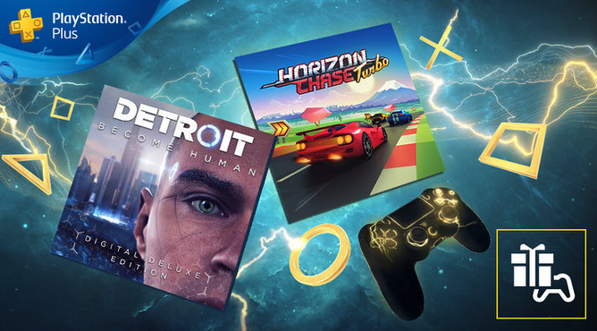 PES 2019 sustituido por Detroit Become Human y Heavy Rain — PlayStation Plus